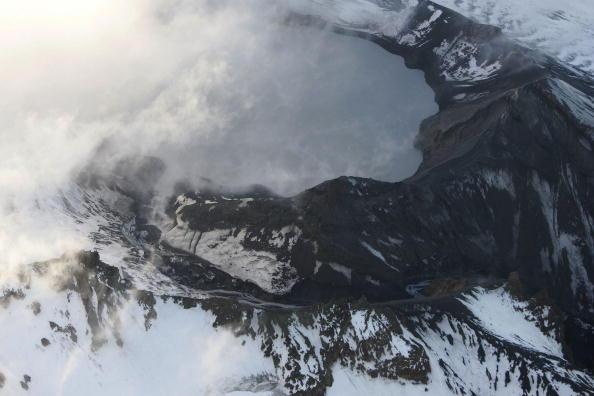 Wanganui - New Zealand「Mudflow From Mt. Ruapehu Crater Makes It To Sea」:写真・画像(11)[壁紙.com]