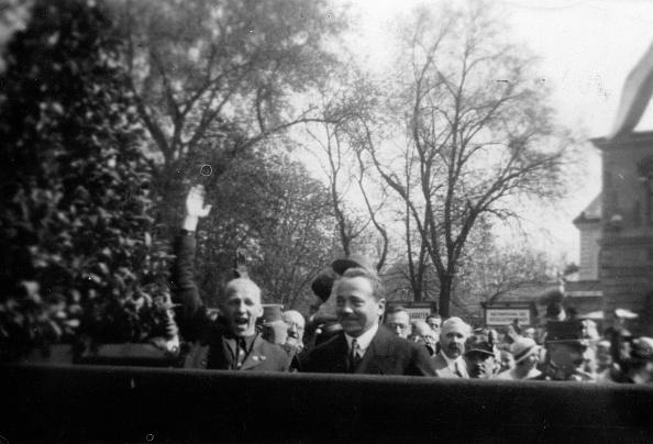 Politics and Government「Farmers march in Graz (Austria). On the right side: Engelbert Dollfuss. Photograph. About 1933. (Photo by Imagno/Getty Images) Bauernaufmarsch in Graz (Österreich). Rechts Engelbert Dollfuß. Photographie. Um 1933.」:写真・画像(13)[壁紙.com]