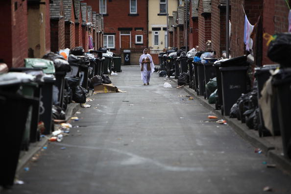 Recycling「Health Fears grow As Leeds Rubbish Piles Up Due To Ongoing Bin Strike」:写真・画像(17)[壁紙.com]