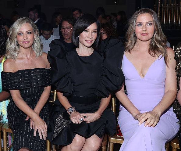 Front Row「Christian Siriano - Front Row - September 2019 - New York Fashion Week: The Shows」:写真・画像(8)[壁紙.com]