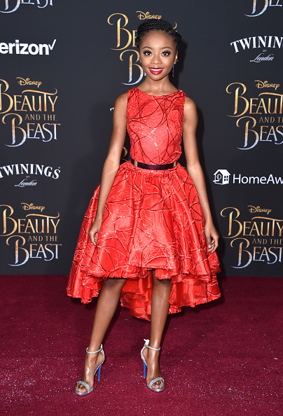 "El Capitan Theatre「Premiere Of Disney's ""Beauty And The Beast"" - Arrivals」:写真・画像(5)[壁紙.com]"