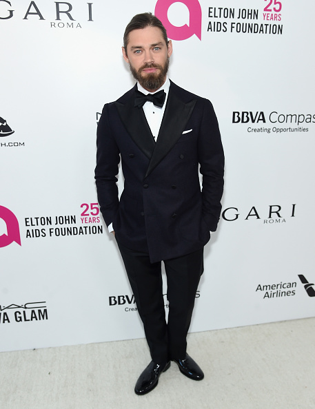 Blue Pants「26th Annual Elton John AIDS Foundation Academy Awards Viewing Party sponsored by Bulgari, celebrating EJAF and the 90th Academy Awards - Red Carpet」:写真・画像(6)[壁紙.com]
