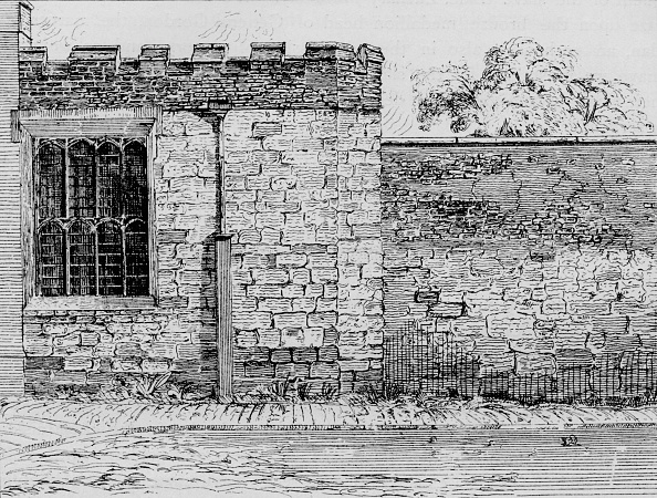 Circa 14th Century「The Jerusalem Chamber at the West End of Westminster Abbey, c1885 (1911)」:写真・画像(6)[壁紙.com]