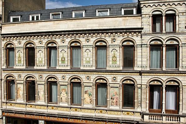 Art Nouveau「Grandes Magasins De Blanc」:写真・画像(14)[壁紙.com]