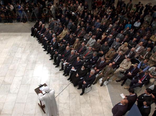 Iraqi Governing council「Iraqi Council Signs Interim Constitution」:写真・画像(10)[壁紙.com]