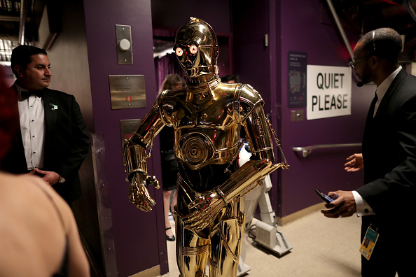 Star Wars Series「88th Annual Academy Awards - Backstage And Audience」:写真・画像(0)[壁紙.com]
