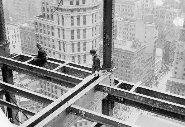 skyscraper「Construction Workers」:写真・画像(11)[壁紙.com]