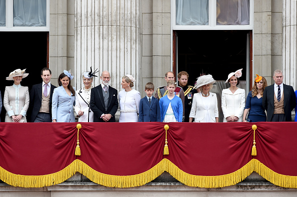 Lady Louise Windsor「Trooping The Colour 2016」:写真・画像(12)[壁紙.com]