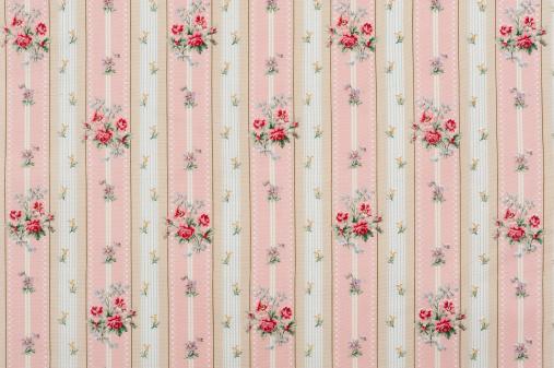 Floral Pattern「Popline A105043 Close Up」:スマホ壁紙(11)