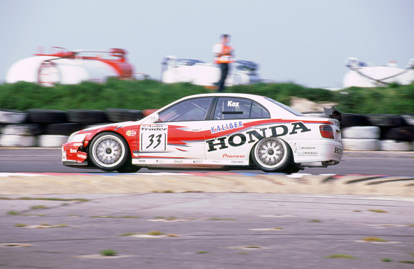 Journey「Honda Accord Peter Cox. 1999 British Touring Cars」:写真・画像(8)[壁紙.com]