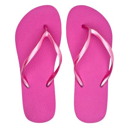 Flip-Flop「Pair of pink flip flops / sandals」:スマホ壁紙(0)
