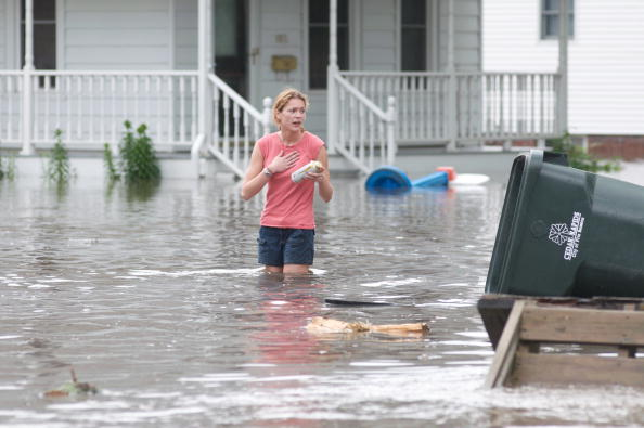 Torrential Rain「Iowa Faces Next Round Of Flooding」:写真・画像(6)[壁紙.com]