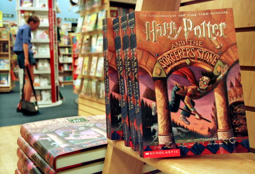 Book「J. K. Rowling's Harry Potter series story books」:写真・画像(6)[壁紙.com]