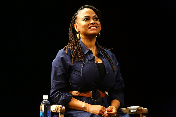 Ava DuVernay「Tribeca Talks Directors Series: Ava DuVernay With Q-Tip - 2015 Tribeca Film Festival」:写真・画像(5)[壁紙.com]