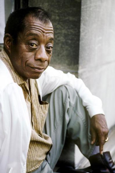 作家「Authors by Ulf Andersen - James Baldwin」:写真・画像(3)[壁紙.com]