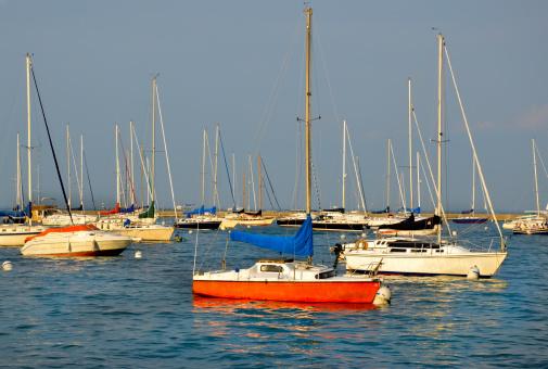 Great Lakes「Chicago Yacht Harbor」:スマホ壁紙(17)