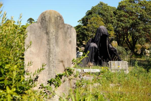 "Hiding「Australian Cemetery Features ""Hidden"" Annual Scultpure Exhibition」:写真・画像(17)[壁紙.com]"