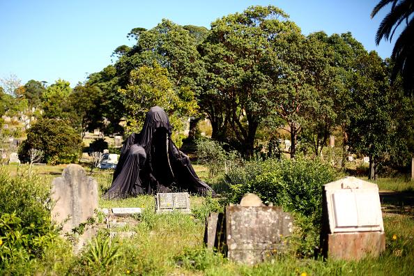 "Hiding「Australian Cemetery Features ""Hidden"" Annual Scultpure Exhibition」:写真・画像(7)[壁紙.com]"