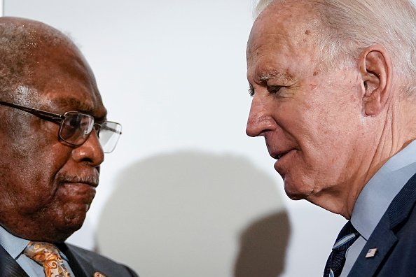 Charleston - South Carolina「SC Rep. James Clyburn Announces Endorsement For Presidential Candidate」:写真・画像(9)[壁紙.com]