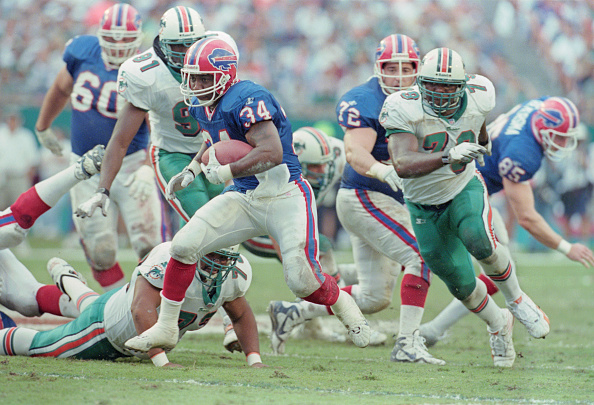 Miami Dolphins「Buffalo Bills vs Miami Dolphins」:写真・画像(9)[壁紙.com]