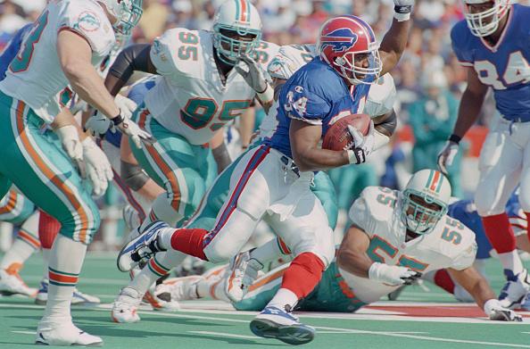 Miami Dolphins「Miami Dolphins vs Buffalo Bills」:写真・画像(5)[壁紙.com]