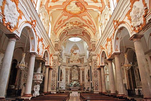 Decoration「Baroque 'Church of Purgatory' in Trapani, Sicily.」:スマホ壁紙(17)