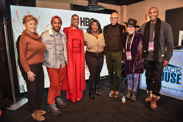 """J R Smith「""""A Lowkey Conversation With Issa Rae And Prentice Penny"""" Moderated By Bevy Smith」:写真・画像(18)[壁紙.com]"""