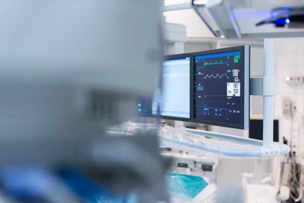Anaesthesia monitor in catheter lab:スマホ壁紙(壁紙.com)