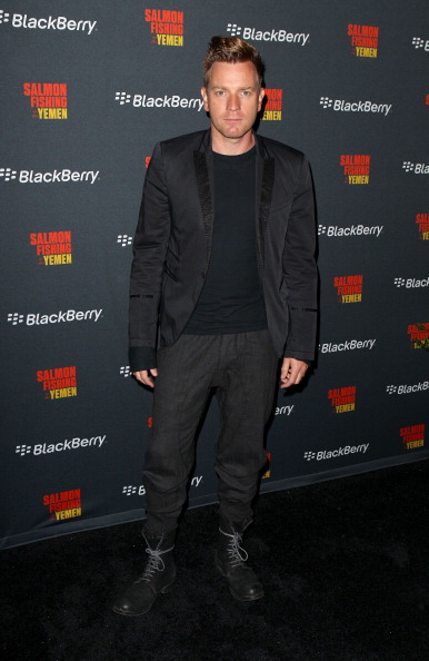 "One Man Only「BlackBerry Hosts Dinner And After-Party For ""Salmon Fishing In The Yemen"" At TIFF」:写真・画像(11)[壁紙.com]"