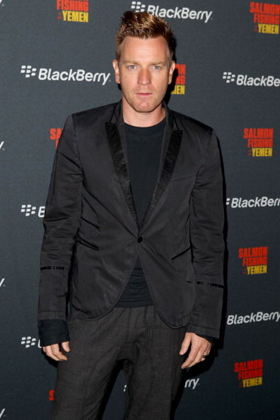 "One Man Only「BlackBerry Hosts Dinner And After-Party For ""Salmon Fishing In The Yemen"" At TIFF」:写真・画像(12)[壁紙.com]"