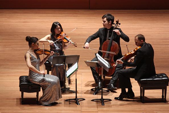 Classical Music「Attacca Quartet」:写真・画像(3)[壁紙.com]