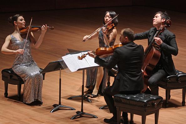 Classical Concert「Attacca Quartet」:写真・画像(1)[壁紙.com]