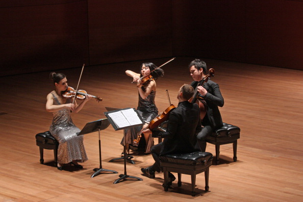 クラシック音楽「Attacca Quartet」:写真・画像(2)[壁紙.com]