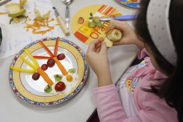 Healthy Eating「European Union Promotes Child Nutrition」:写真・画像(19)[壁紙.com]