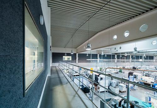 Workshop「Industrial equipment at modern factory」:スマホ壁紙(11)