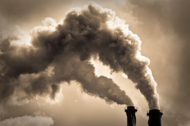 Industrial Air Pollution:スマホ壁紙(壁紙.com)