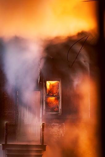 Inferno「Industrial Building Fire」:スマホ壁紙(4)