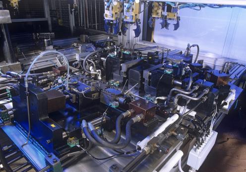 機械「産業機械」:スマホ壁紙(5)