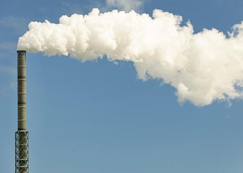 Smoke - Physical Structure「Industrial Chimney Effluent」:スマホ壁紙(2)
