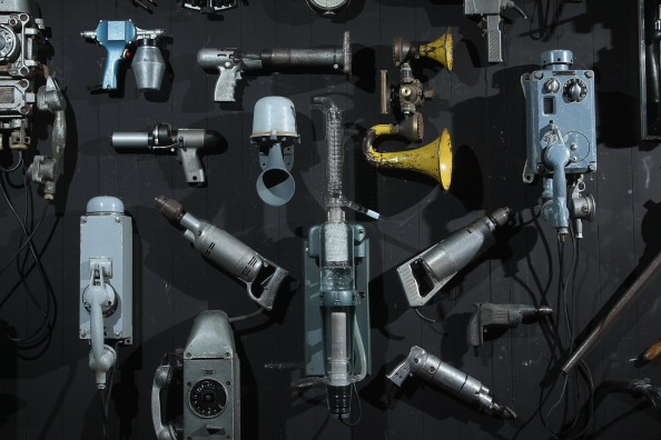 Industry「Berlin Museum Displays Bizarre Objects」:写真・画像(17)[壁紙.com]