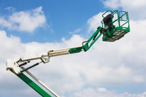 Construction Vehicle「Industrial lifting platform」:スマホ壁紙(6)