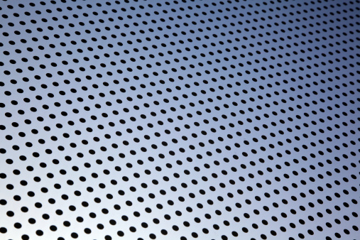 Hole「Industrial Pattern, Abstract, Gradient, Metal, Grid, Background」:スマホ壁紙(18)