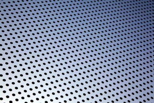 銀色「産業用パターンの抽象、グラジエント、金属、グリッド背景」:スマホ壁紙(7)