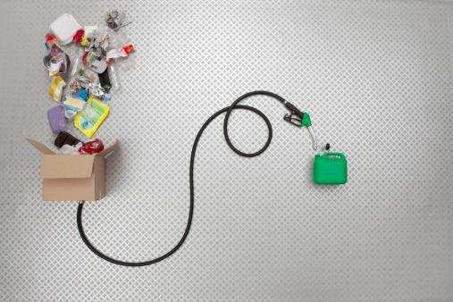 Hose「Industrial hose connected to cardboard box」:スマホ壁紙(15)