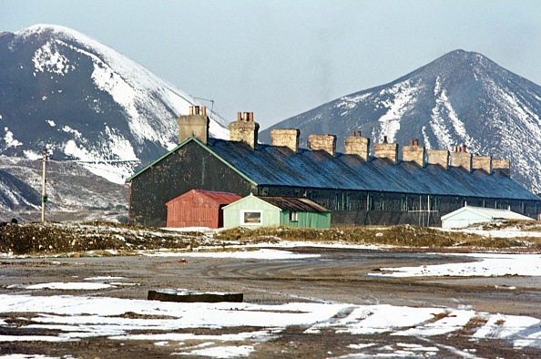 Dirty「Industrial cottages with slag heaps. Blaenavon atmosphere」:写真・画像(8)[壁紙.com]