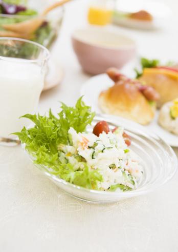 Breakfast「Potato Salad」:スマホ壁紙(9)
