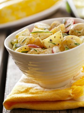 Lemon Soda「Potato Salad at a Picnic」:スマホ壁紙(4)