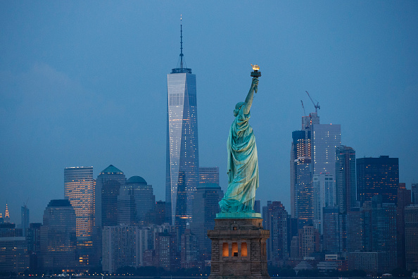 New York City「New York City Prepares To Mark The 15th Anniversary Of 9/11 Attacks」:写真・画像(0)[壁紙.com]