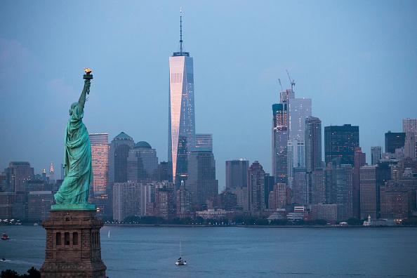 ニューヨーク市「New York City Prepares To Mark The 15th Anniversary Of 9/11 Attacks」:写真・画像(6)[壁紙.com]