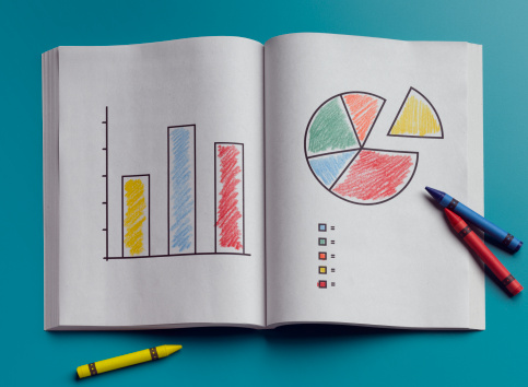 Pie Chart「Coloring Book, Graphs」:スマホ壁紙(17)
